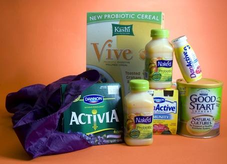 La ca da del imperio lactobacilo scientia - Alimentos con probioticos y prebioticos ...