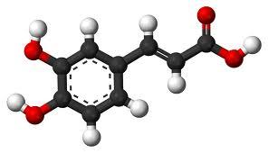 ácido cafeico