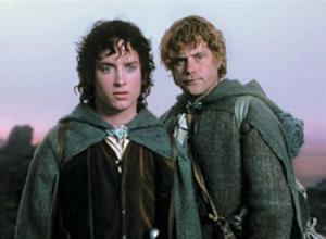 Los enantiómeros Frodo y Sam