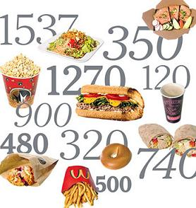 Qu y c antos alimentos se necesitan para alcanzar 2000 kilocalor as scientia - Tabla de los alimentos y sus calorias ...
