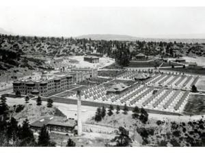 Woodmen Sanitorium in Colorado Springs