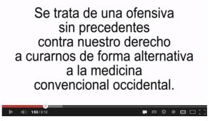 Imagen que se puede observar en el video del IPSN