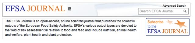 EFSA Journal