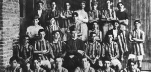 Primer equipo del San Lorenzo de Almagro