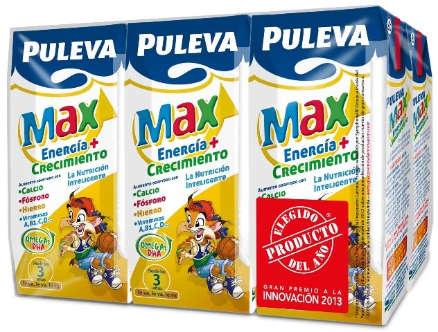 Leche Puleva Max6L