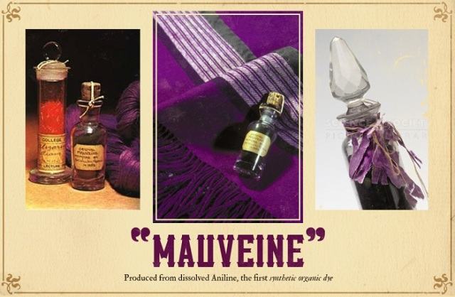 mauveine first synthetic organic dye